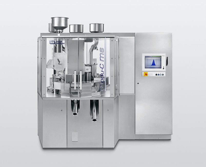 Capsule filling machine Modu-C MS